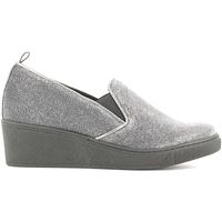 Παπούτσια Γυναίκα Μοκασσίνια Grunland SC2056 Μαύρος