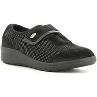 Παπούτσια Γυναίκα Μοκασσίνια Grunland SC1481 Μαύρος