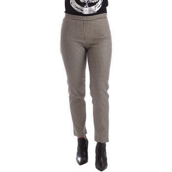 Υφασμάτινα Γυναίκα Παντελόνια Chino/Carrot Gaudi 64FD20235 Μαύρος
