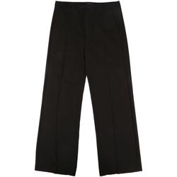 Υφασμάτινα Γυναίκα Παντελόνια κοστουμιού Fornarina BIF1I68C96600 Μαύρος