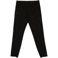 Υφασμάτινα Γυναίκα Παντελόνια κοστουμιού Fornarina BIF1I70L24700 Μαύρος