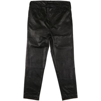 Υφασμάτινα Γυναίκα Παντελόνια Chino/Carrot Fornarina BIF1I84P27900 Μαύρος