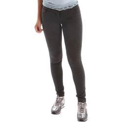Υφασμάτινα Γυναίκα Παντελόνια Πεντάτσεπα Animagemella 17AI108 Γκρί