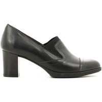 Παπούτσια Γυναίκα Μοκασσίνια Melluso X5602 Μαύρος