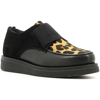 Παπούτσια Γυναίκα Μοκασσίνια Tommy Hilfiger EN56821901 Μαύρος