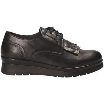 Παπούτσια Γυναίκα Derby Rogers 1521 Μαύρος