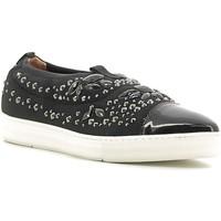 Παπούτσια Γυναίκα Slip on Alberto Guardiani GD33191B Μαύρος