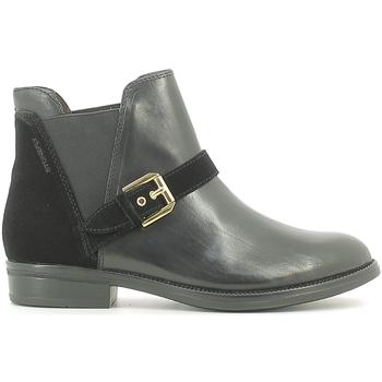 Παπούτσια Γυναίκα Μπότες Stonefly 107124 Μαύρος