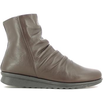 Παπούτσια Γυναίκα Μποτίνια The Flexx A160/08 καφέ