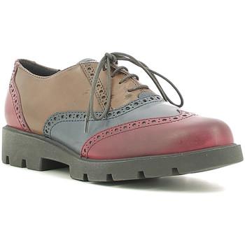 Παπούτσια Γυναίκα Derby The Flexx B234/03 το κόκκινο
