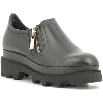 Παπούτσια Γυναίκα Μοκασσίνια Fornarina PIFST9576WCA0000 Μαύρος