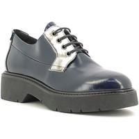 Παπούτσια Γυναίκα Derby Carmens Padova A38269 Μπλε