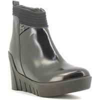 Παπούτσια Γυναίκα Μποτίνια Alberto Guardiani SD57522B Μαύρος