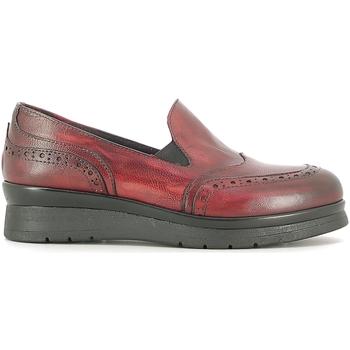 Παπούτσια Γυναίκα Μοκασσίνια Rogers 1522 το κόκκινο