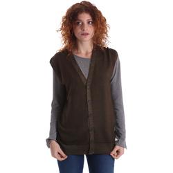 Υφασμάτινα Γυναίκα Μπουφάν / Ζακέτες Wool&co WO0004 Πράσινος
