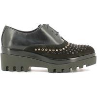 Παπούτσια Γυναίκα Richelieu Soldini 20030-2 Μαύρος