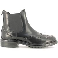 Παπούτσια Γυναίκα Μποτίνια Soldini 19960-B Μαύρος