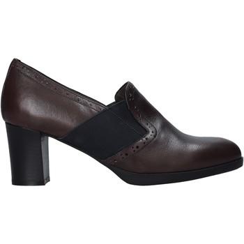 Παπούτσια Γυναίκα Παντόφλες Melluso X5603 καφέ