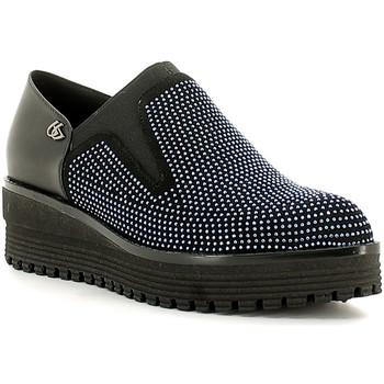 Παπούτσια Γυναίκα Slip on Byblos Blu 6670Q6 Μαύρος