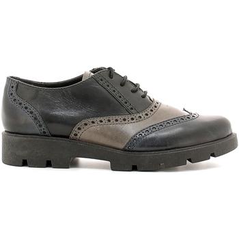 Παπούτσια Γυναίκα Derby The Flexx B234/03 Μαύρος