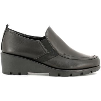 Παπούτσια Γυναίκα Μοκασσίνια The Flexx B413/01 Μαύρος