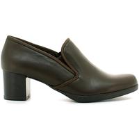 Παπούτσια Γυναίκα Μοκασσίνια The Flexx B459/15 καφέ