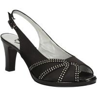 Παπούτσια Γυναίκα Σανδάλια / Πέδιλα Grace Shoes E7793 Μαύρος