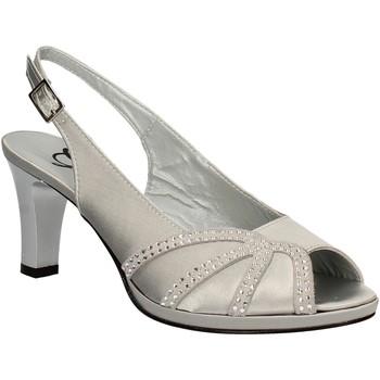 Παπούτσια Γυναίκα Σανδάλια / Πέδιλα Grace Shoes E7793 Γκρί