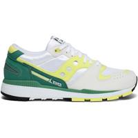 Παπούτσια Άνδρας Χαμηλά Sneakers Saucony S70437 λευκό