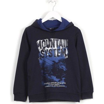 Υφασμάτινα Παιδί Φούτερ Losan 623 6652AA Μπλε