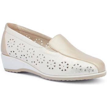 Παπούτσια Γυναίκα Μοκασσίνια Susimoda 4412 Χρυσός