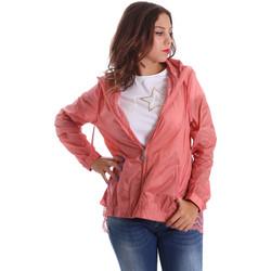 Υφασμάτινα Γυναίκα Αντιανεμικά Fornarina BE173C30N29968 Ροζ