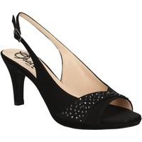Παπούτσια Γυναίκα Σανδάλια / Πέδιλα Grace Shoes 2068 Μαύρος