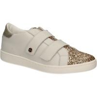 Παπούτσια Γυναίκα Χαμηλά Sneakers Keys 5059 λευκό