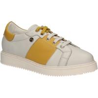 Παπούτσια Γυναίκα Χαμηλά Sneakers Keys 5063 λευκό