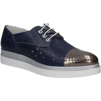 Παπούτσια Γυναίκα Derby Keys 5107 Μπλε