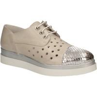 Παπούτσια Γυναίκα Derby Keys 5107 Γκρί
