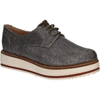 Παπούτσια Γυναίκα Derby Exé Shoes E17007232R11 Ασήμι
