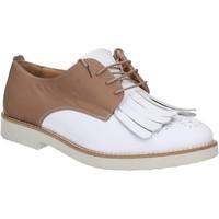 Παπούτσια Γυναίκα Derby Maritan G 111434 λευκό