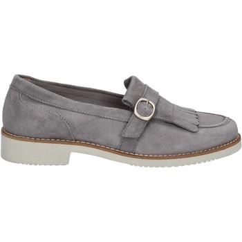 Παπούτσια Γυναίκα Μοκασσίνια Maritan G 160489 Γκρί