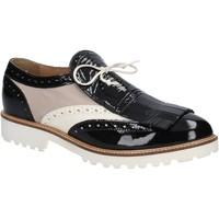 Παπούτσια Γυναίκα Derby Maritan G 160758 Μαύρος