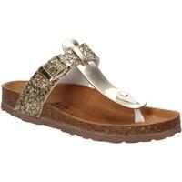 Παπούτσια Γυναίκα Σαγιονάρες Everlast EV-106 Χρυσός