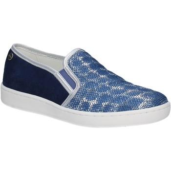 Παπούτσια Γυναίκα Slip on Keys 5051 Μπλε