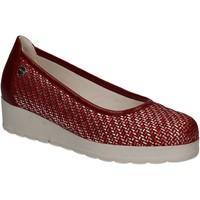 Παπούτσια Γυναίκα Μπαλαρίνες Keys 5125 το κόκκινο