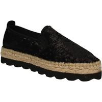 Παπούτσια Γυναίκα Εσπαντρίγια Keys 5346 Μαύρος