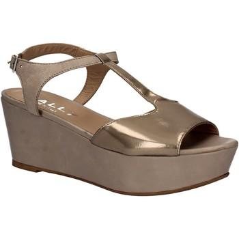 Παπούτσια Γυναίκα Σανδάλια / Πέδιλα Mally 5667 Γκρί