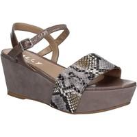 Παπούτσια Γυναίκα Σανδάλια / Πέδιλα Mally 5671 Γκρί
