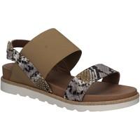 Παπούτσια Γυναίκα Σανδάλια / Πέδιλα Mally 5783 Γκρί