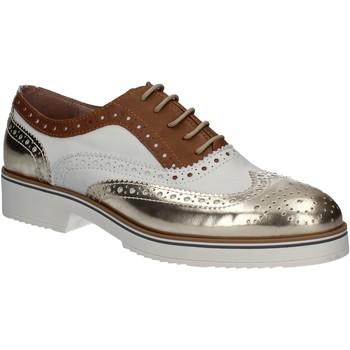 Παπούτσια Γυναίκα Richelieu Mally 5813 Χρυσός