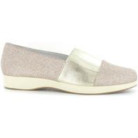 Παπούτσια Γυναίκα Μοκασσίνια Stonefly 108059 Χρυσός